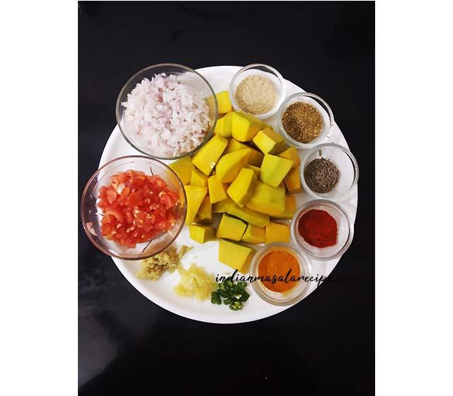 ingredients of petha