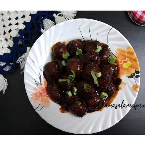 veg-manchurian-recipe