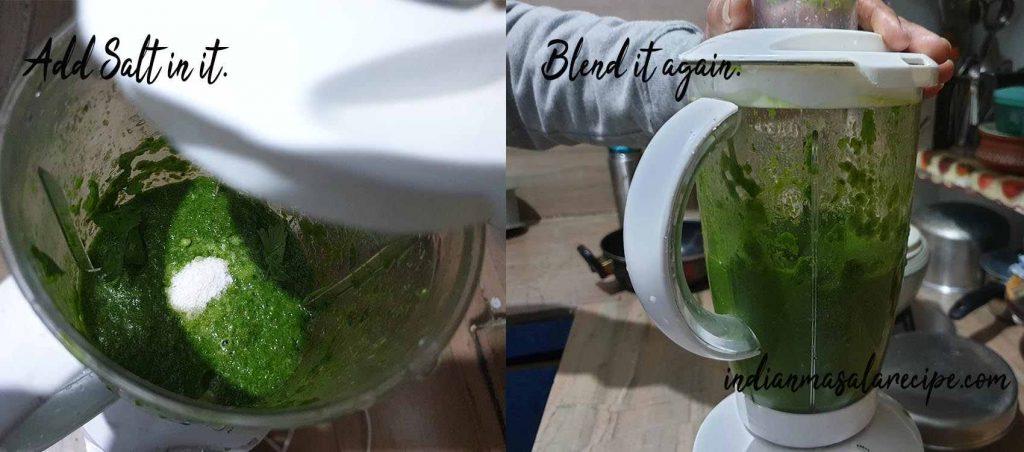 how-to-make-green-chutney