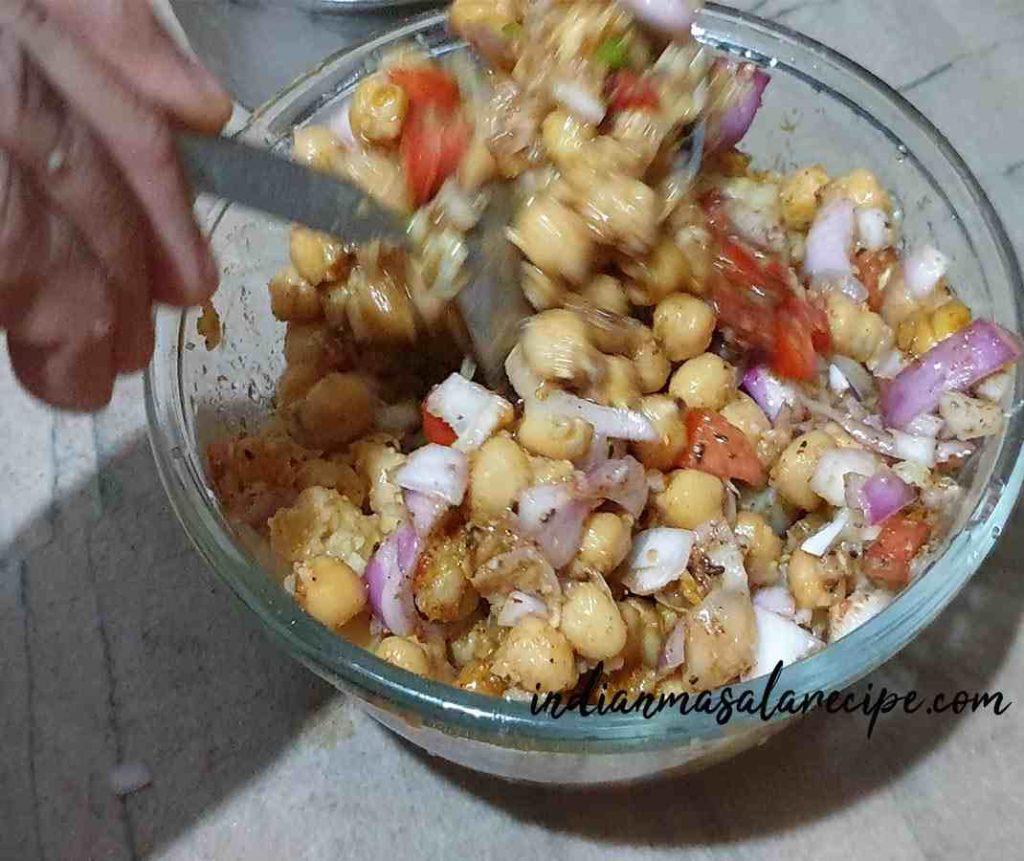 Kulche-with-matar-recipe