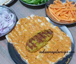aloo-tikki-kathi-roll-recipe