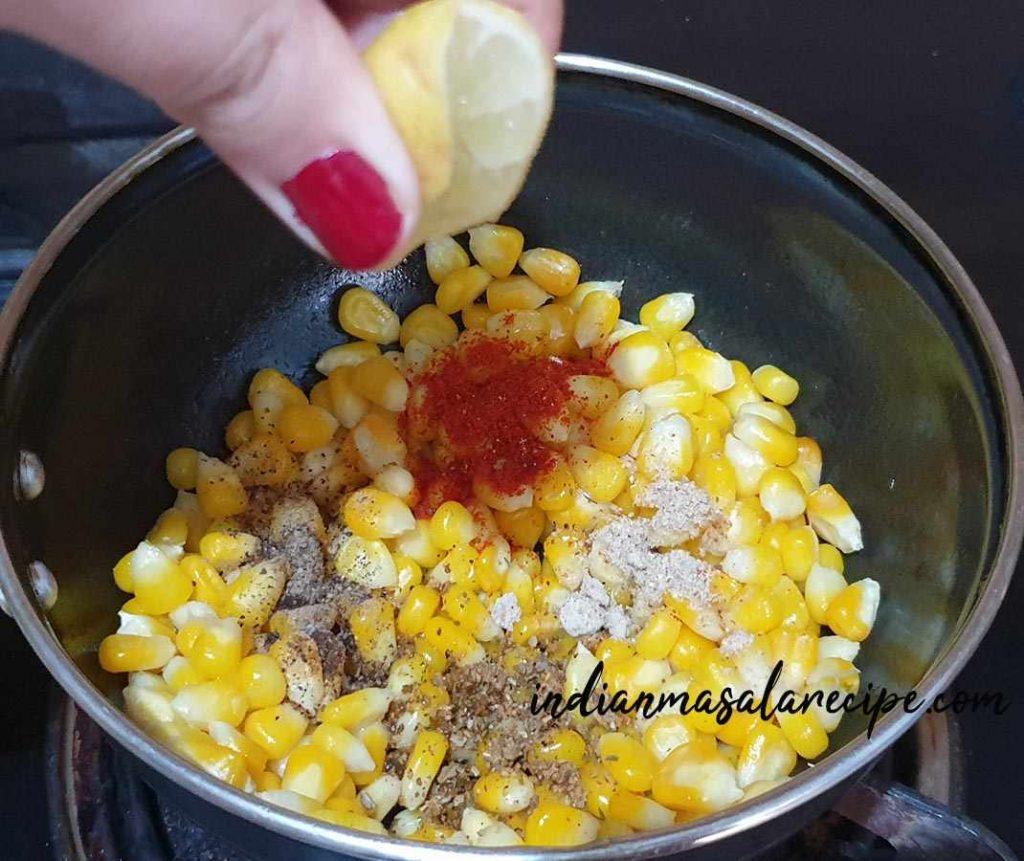 Masala-sweetcorn-chaat-recipe