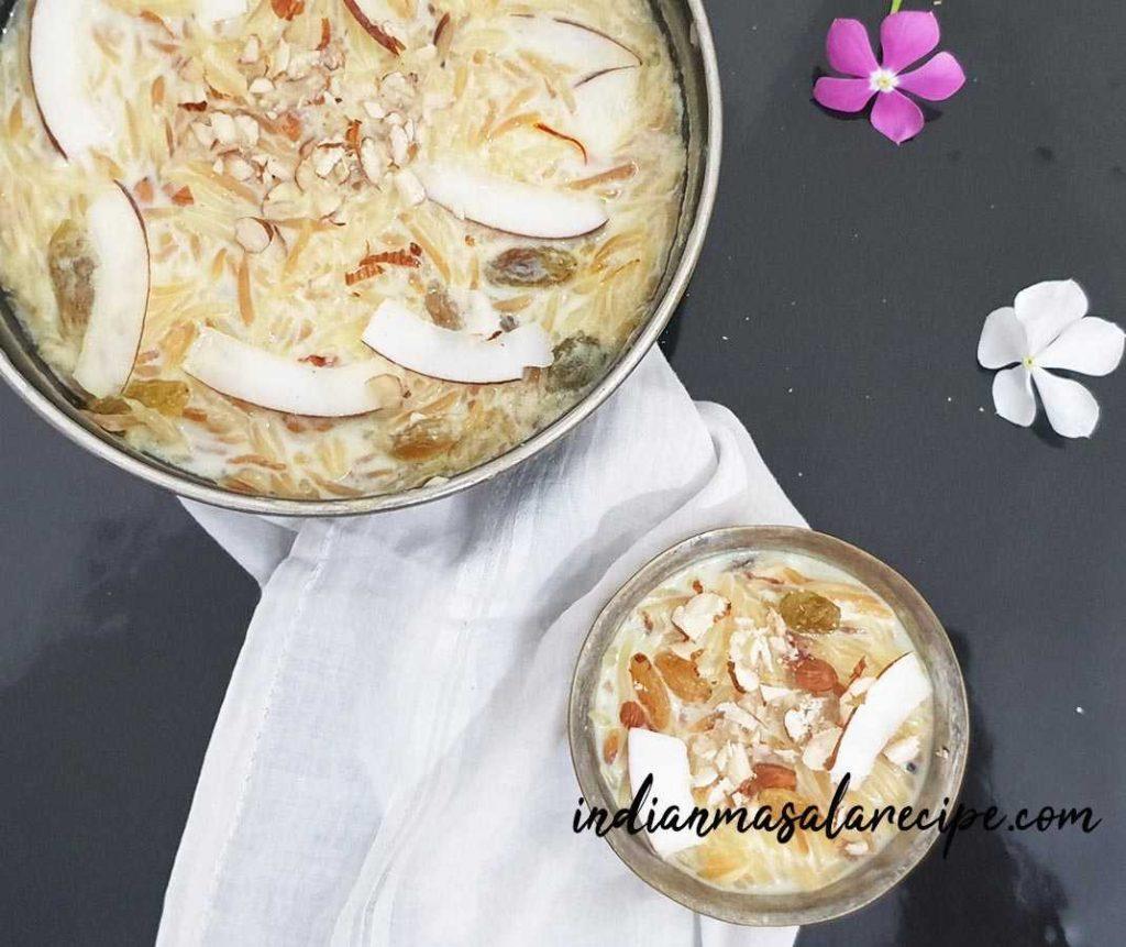 homemade-seviyian-kheer-recipe