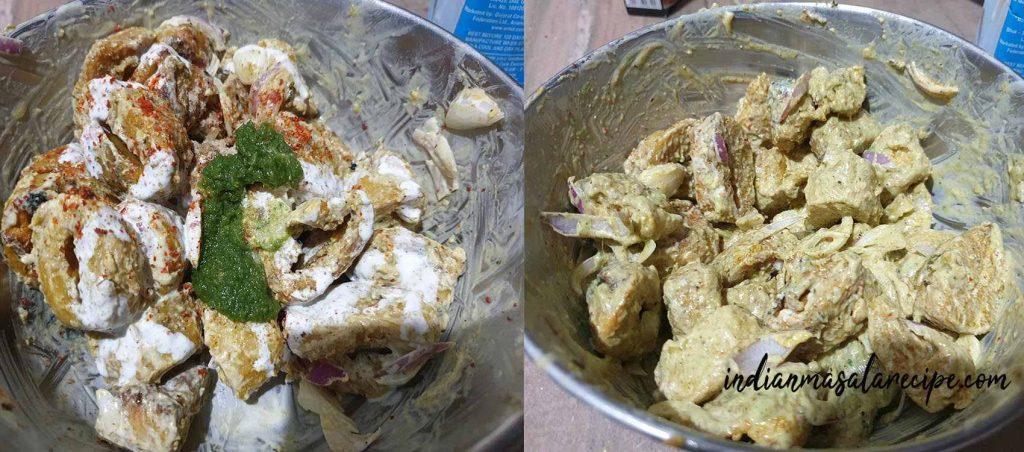 how-to-make-soya-tandoori-chaap-at-home
